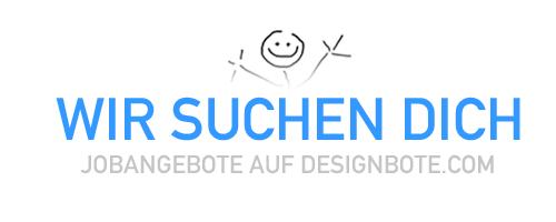 Jobangebot auf Designbote.com