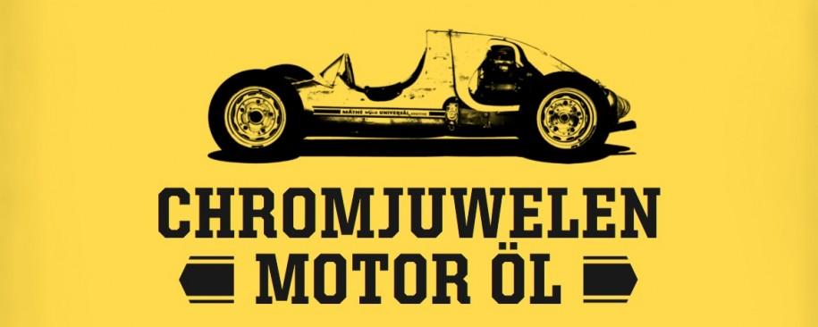 Chromjuwelen Motor Öl