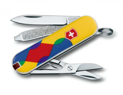 Victorinox Classic Limited Edition 2012 - Yuxtaposed