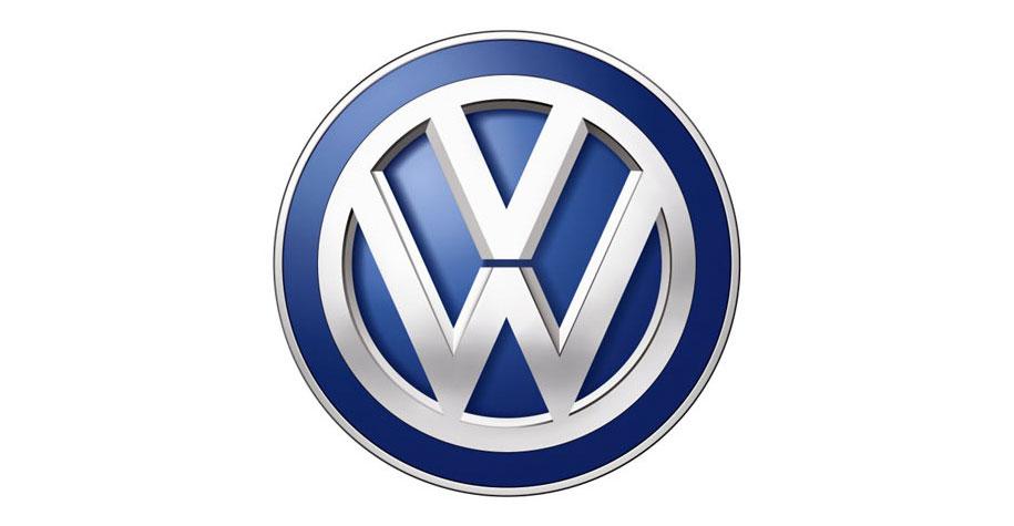 Das neue VW-Logo