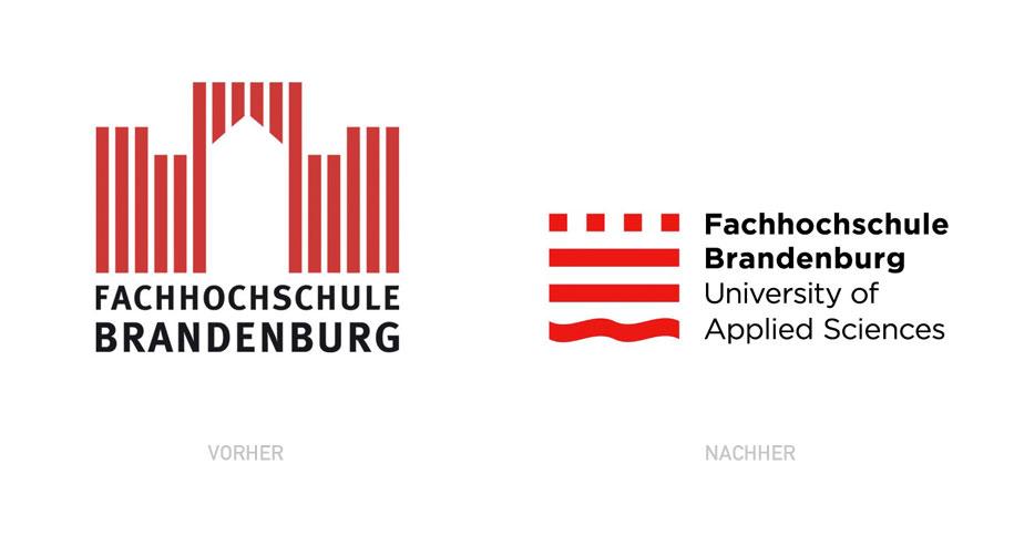 Design - FH Brandenburg Logo 2012
