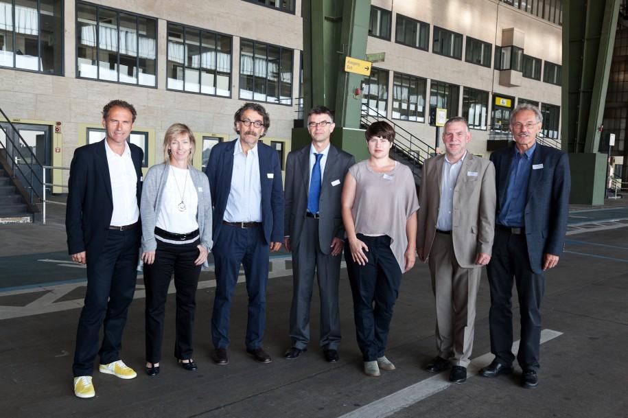 Gruppenbild der Jury
