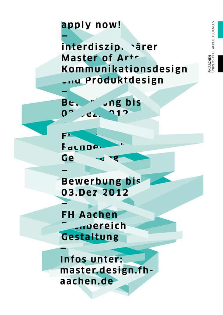 Apply now master of arts in aachen designbote for Produktdesign aachen