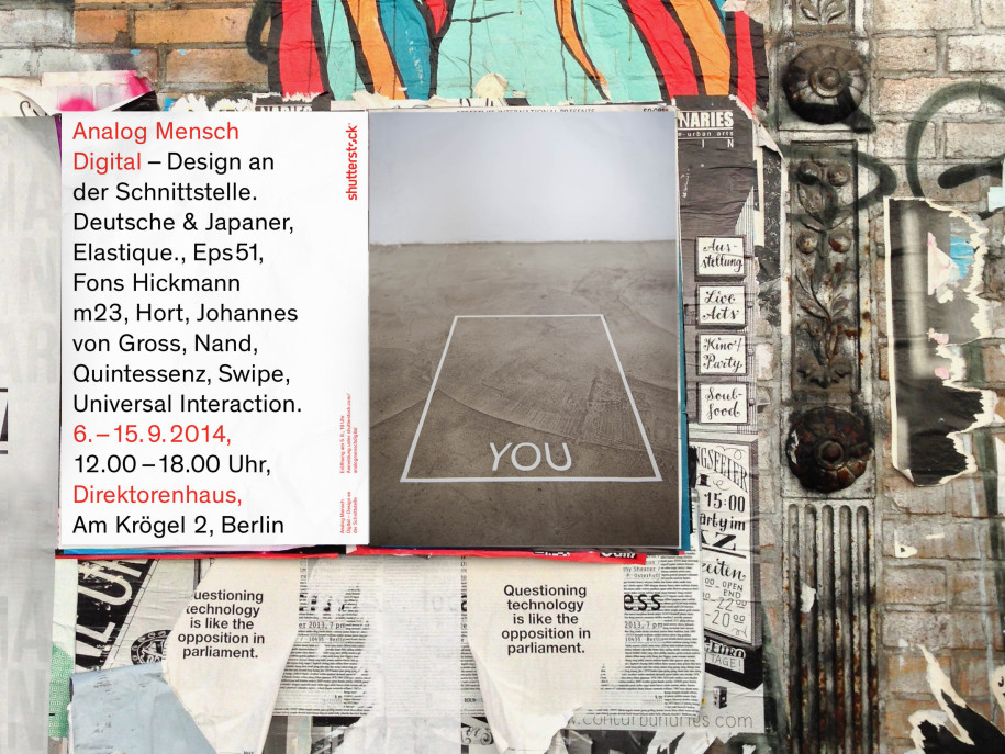 Analog-Mensch-Digital-Poster-Berlin