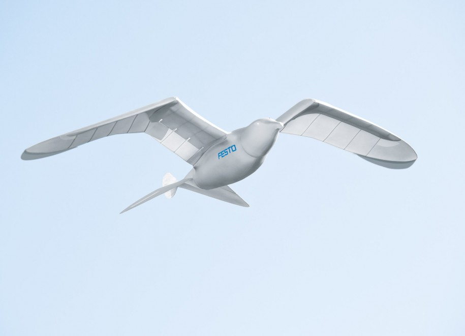 SmartBird der Firma Festo