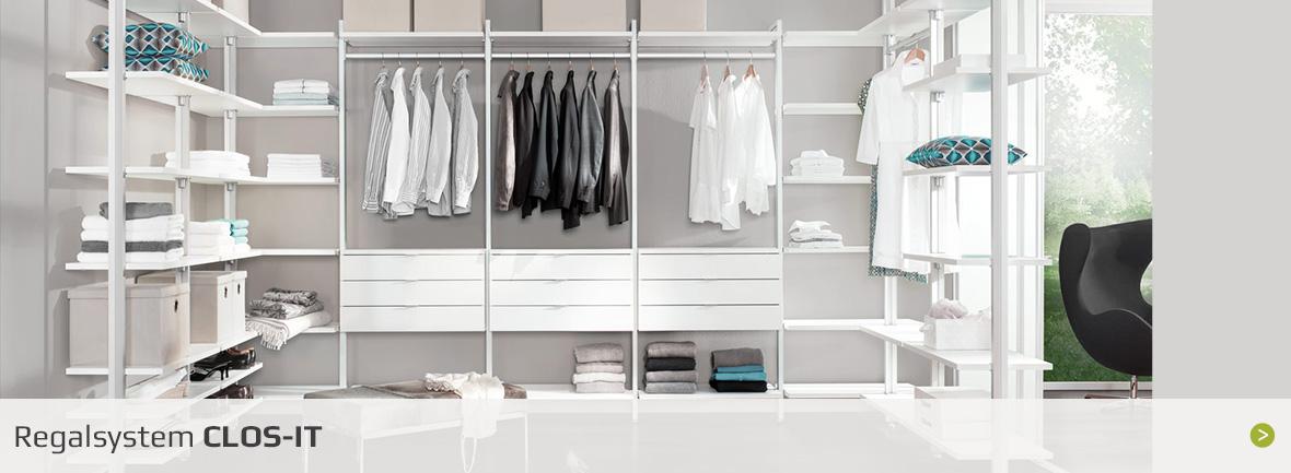 Kleiderschrank regalsystem metall  Offen für Anziehendes - DESIGNBOTE