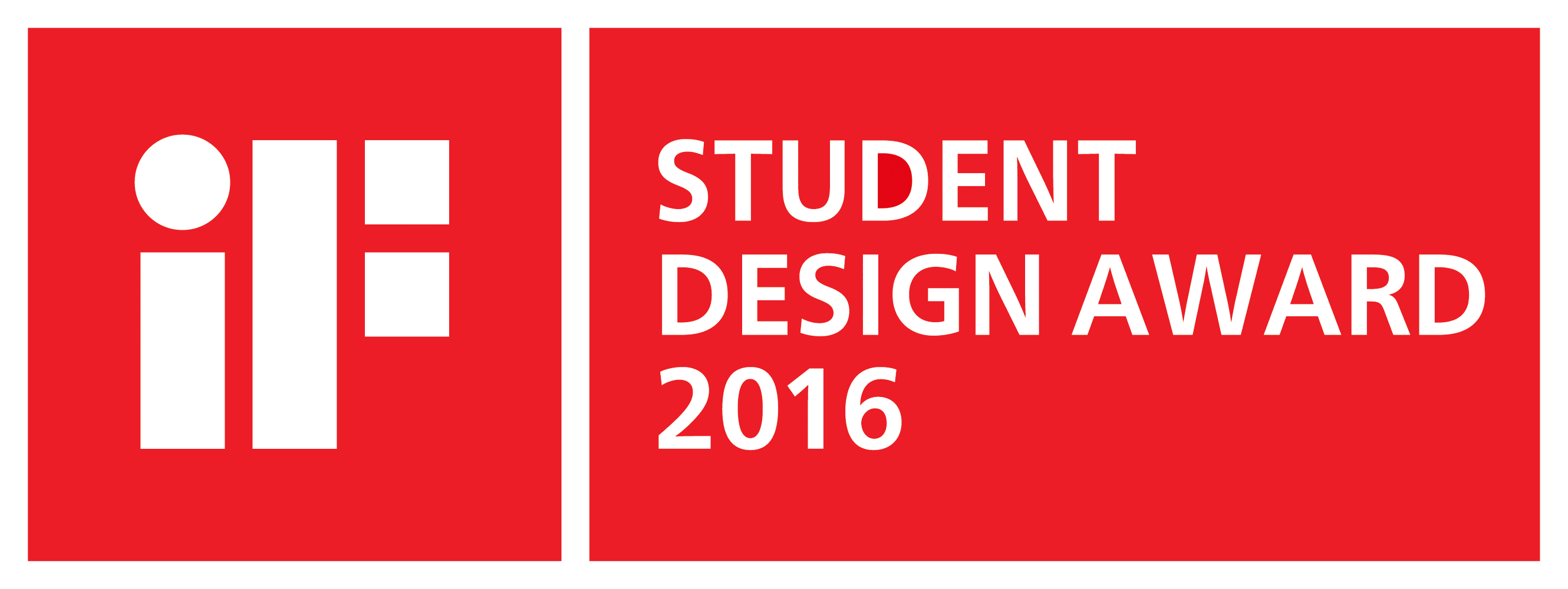 Designen mit scheinen der if student design award 2016 for Milano design award 2016