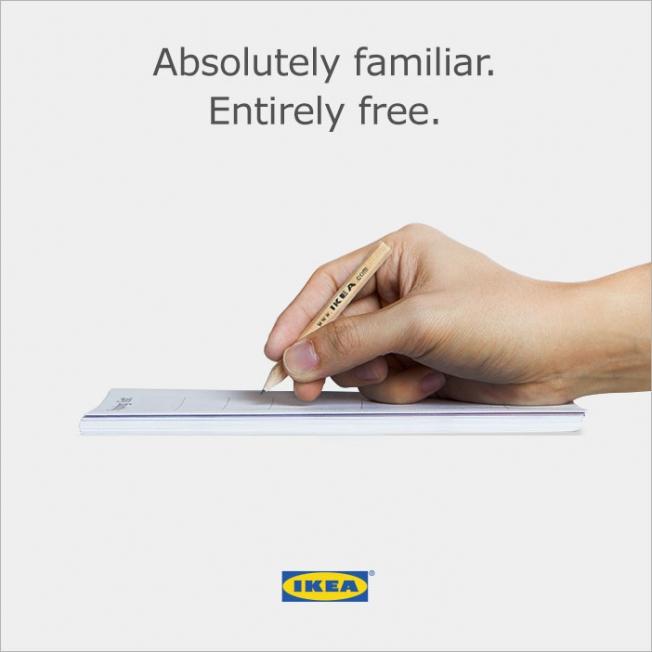 Design - Ikea-Antwort auf Apple Pencil