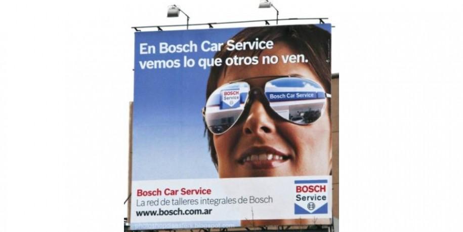 Bosch Spiegelbrille
