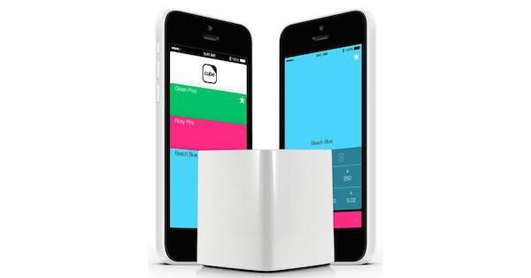 Cube Farb-Digitalisierer