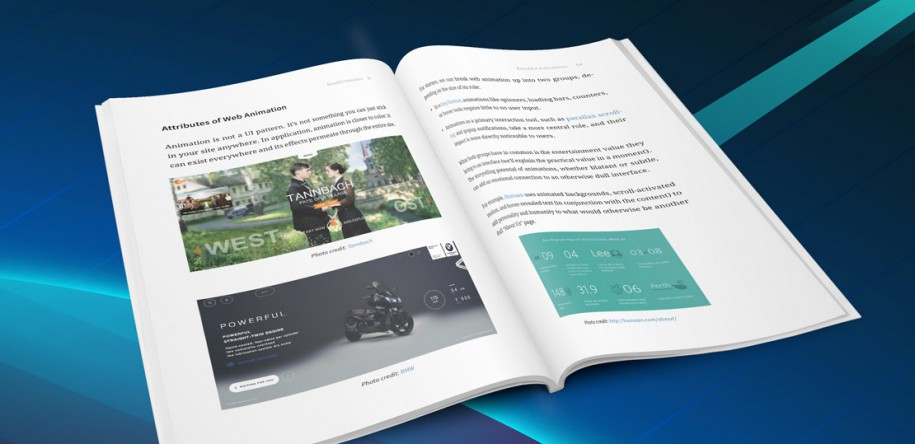 Das Web Design Book of Trends