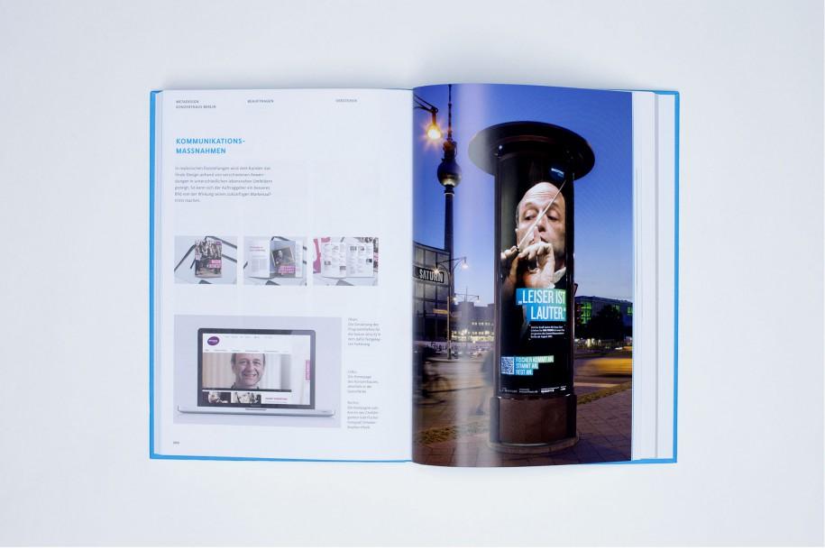 Understanding Branding: Kampagne für das Konzerthaus Berlin