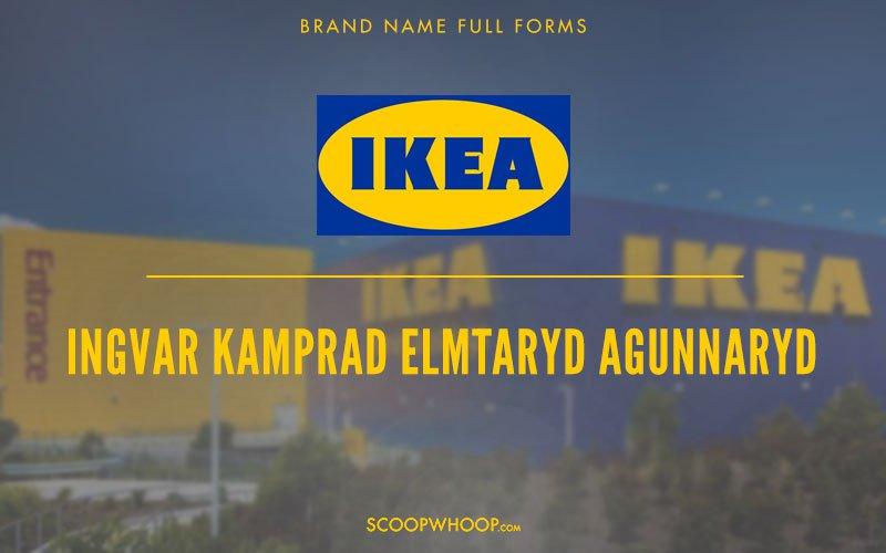 Firmennamen_Bedeutung_Ikea