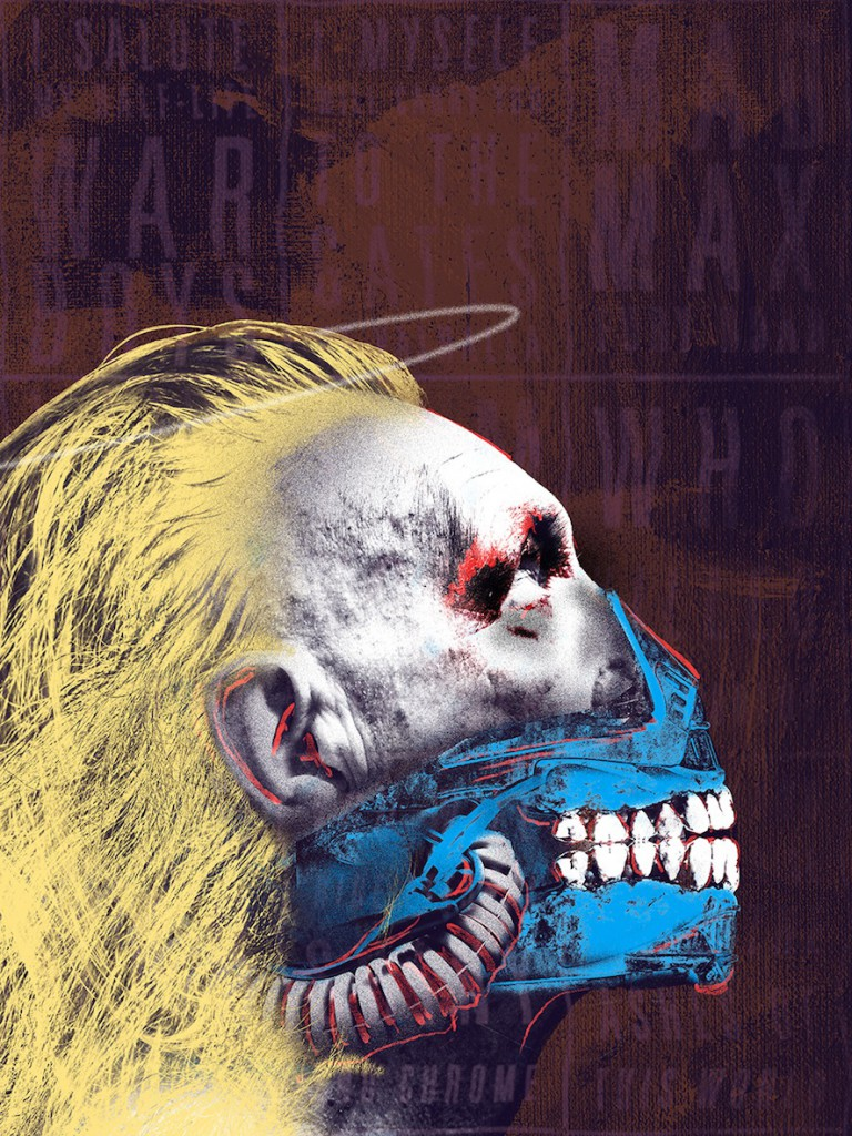 Mad Max: Fury Road (Inspiration: Andy Warhol) von Jordan Roland