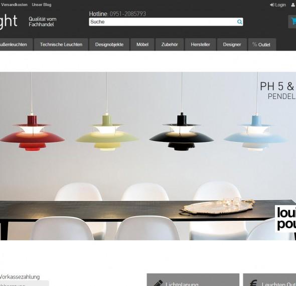 Designleuchten: getlight Shop - https://www.getlight.de/