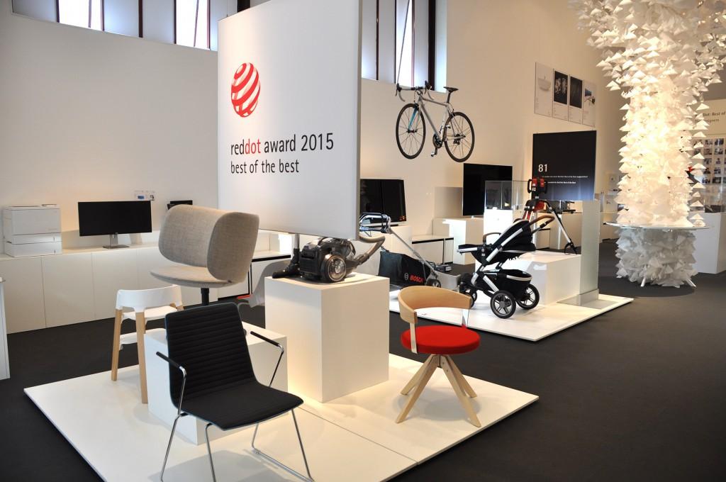 Siegerausstellung: Design on Stage