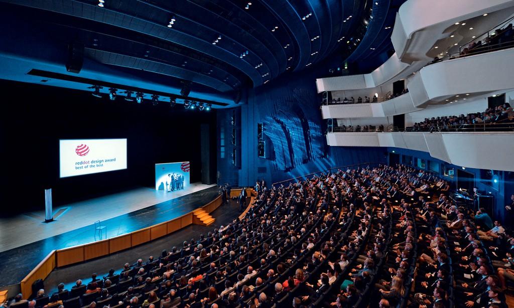 Red Dot Gala im Aalto-Theater in Essen