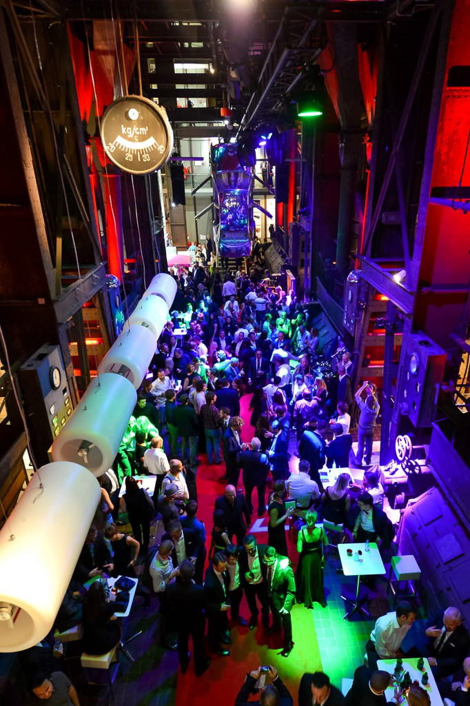Designers' Night im Red Dot Design Museum Essen