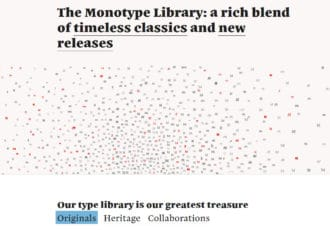 Monotype Library