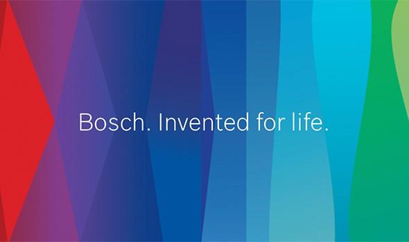 Bosch Neuer Markenauftritt