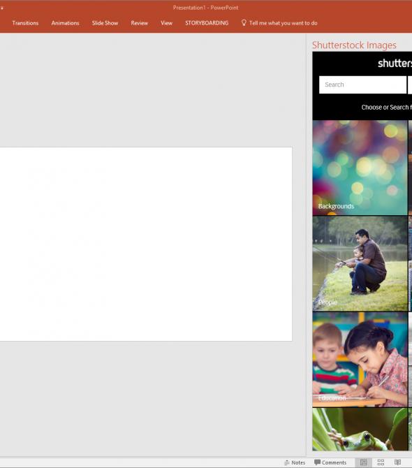 Shutterstock_Microsoft PowerPoint Plug-in 1