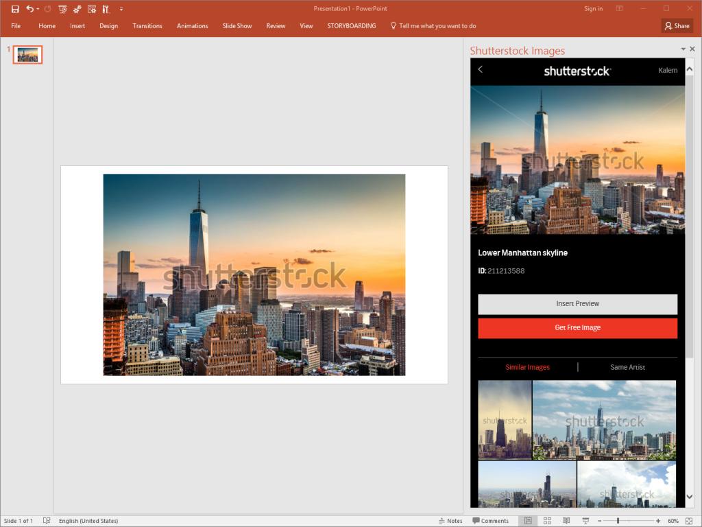 Shutterstock_Microsoft PowerPoint Plug-in 5