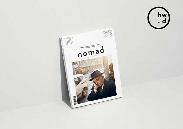 Nomad Das Neue Magazin Fur New Design Culture Designbote