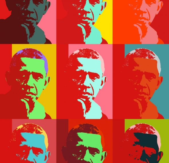 Shutterstock-ADC_AndayWarhol Poster_Obama