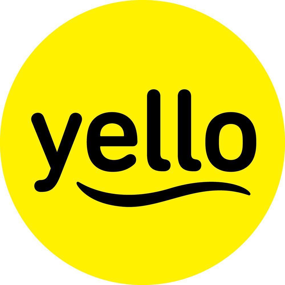 yello strom neuer anstrich f r logo und corporate design. Black Bedroom Furniture Sets. Home Design Ideas