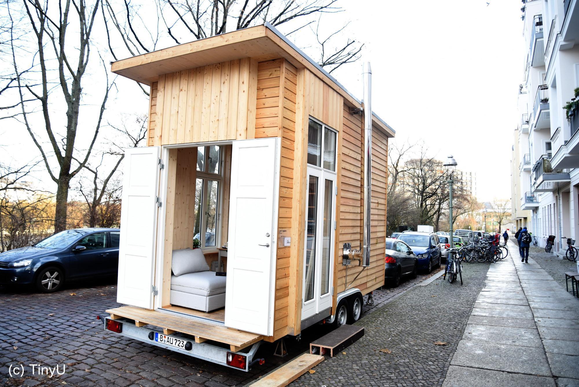 leben im minihaus tiny house als weltweite bewegung designbote. Black Bedroom Furniture Sets. Home Design Ideas
