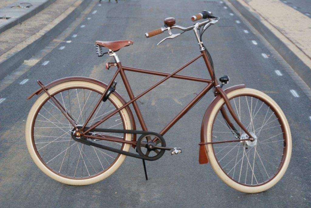 Brown Iron Horse