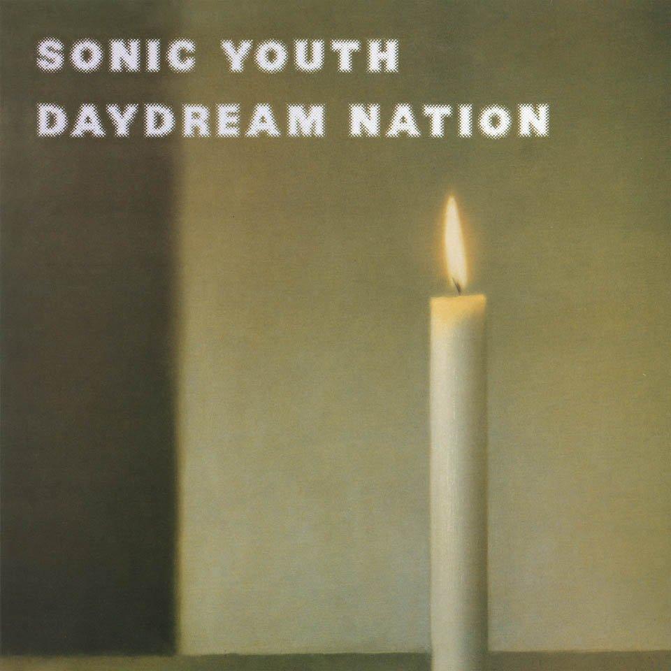 Gerhard Richter - macht Sonic Youth eine Kerze an
