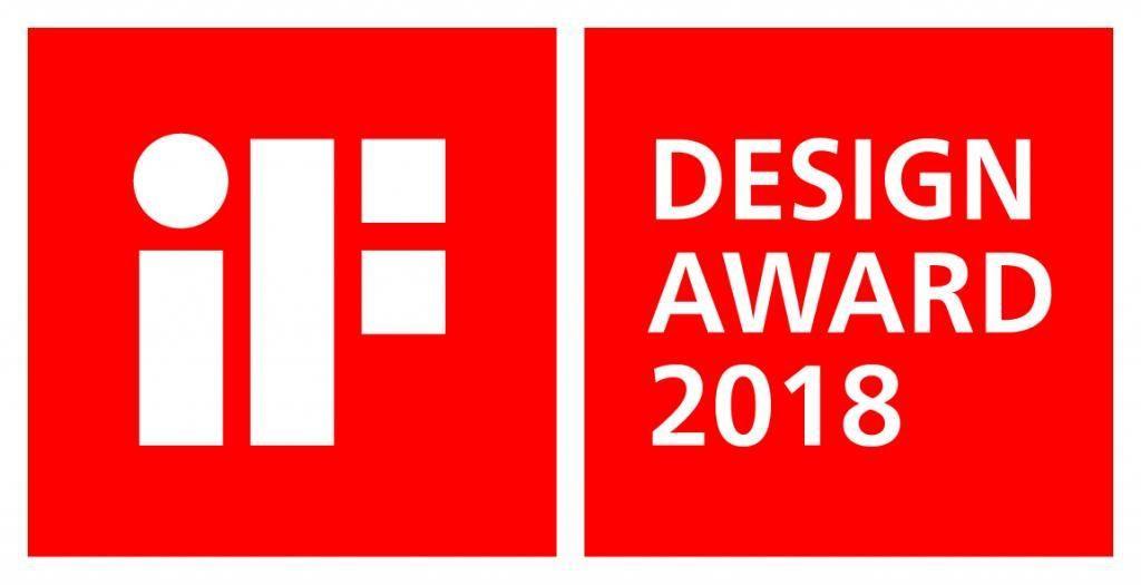 iF DESIGN AWARD 2018