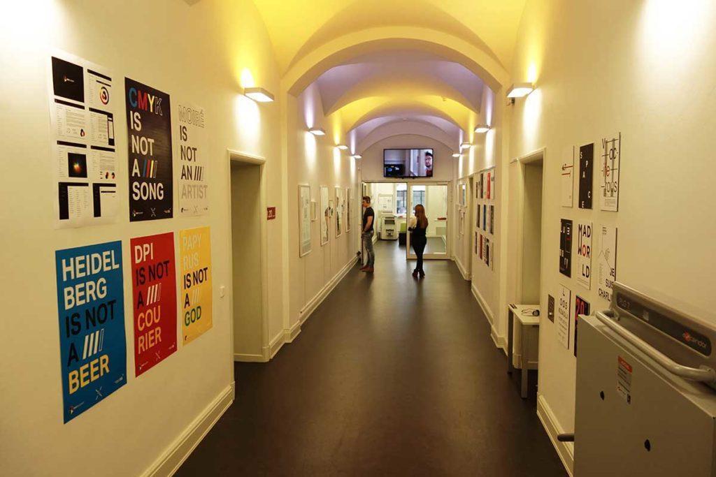 Ausstellung Campus Hamburg BTK