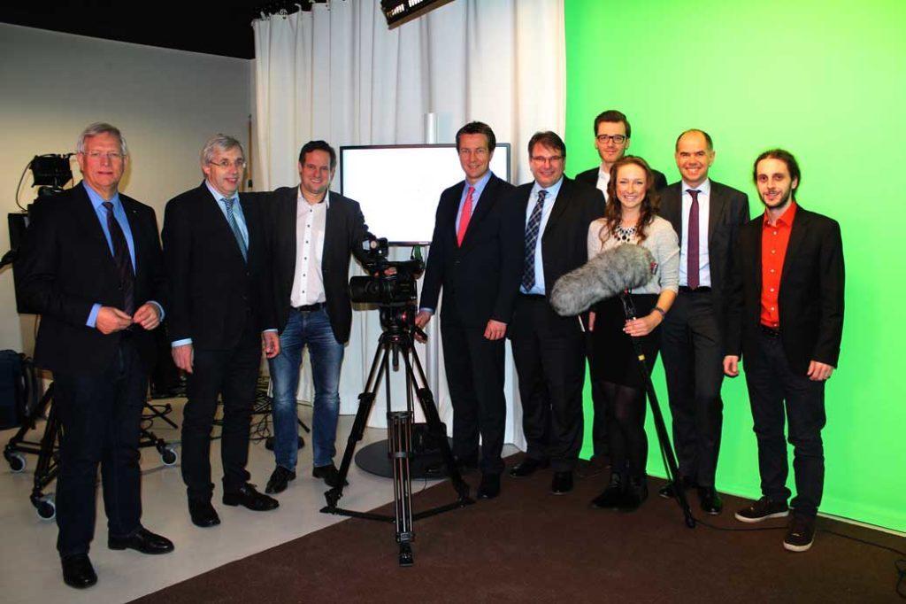 Besuch der CDU beim BiTS