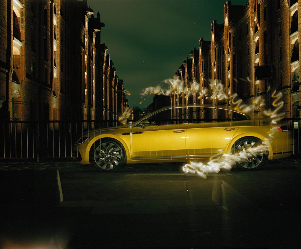 Pete Eckert - Onfire / Volkswagen Arteon