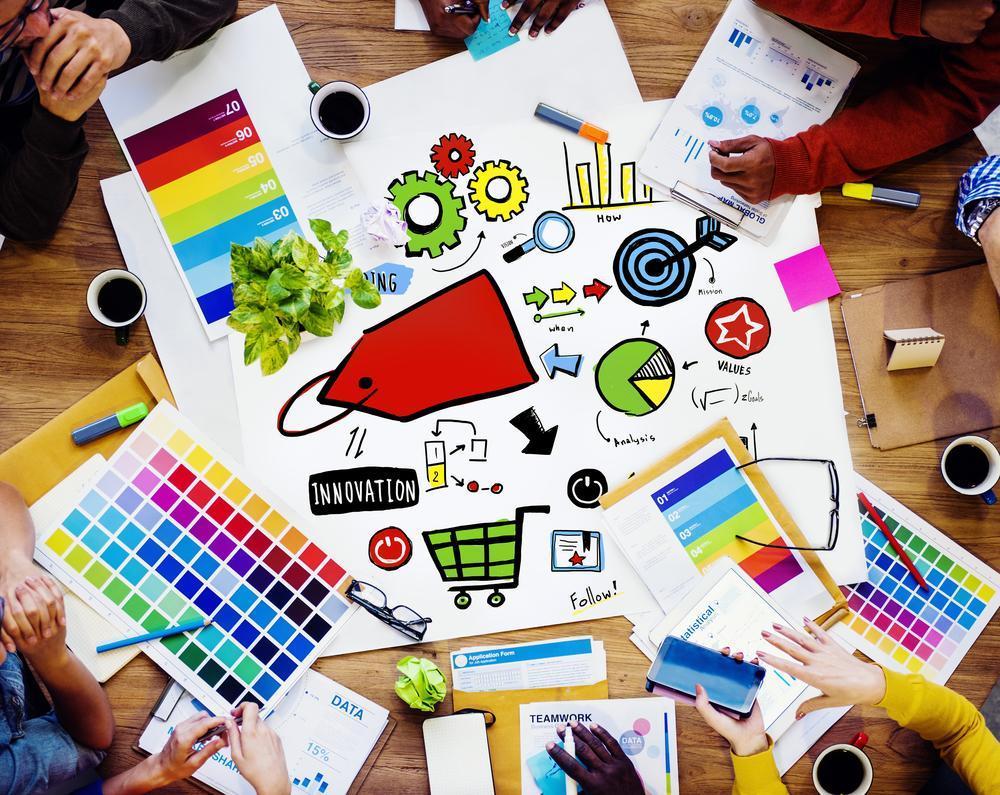 Ideen für ein Markenauftritt