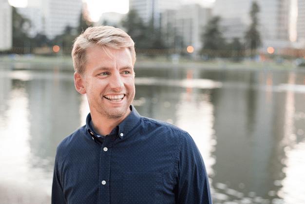 Patrick Llewellyn, CEO von 99designs