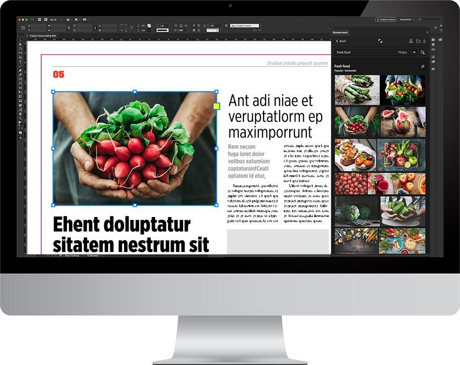 Shutterstock Plug-in