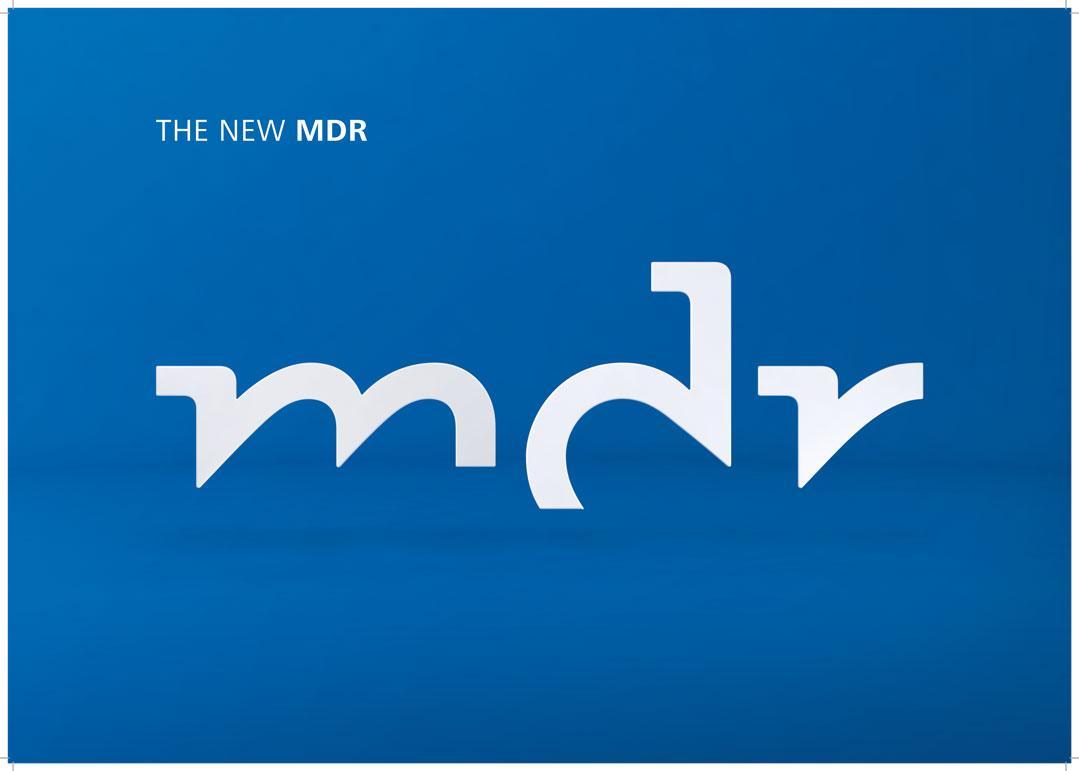 Neues MDR Logo