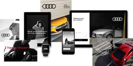 Audi Brand Appearance Red Dot Best of the Best