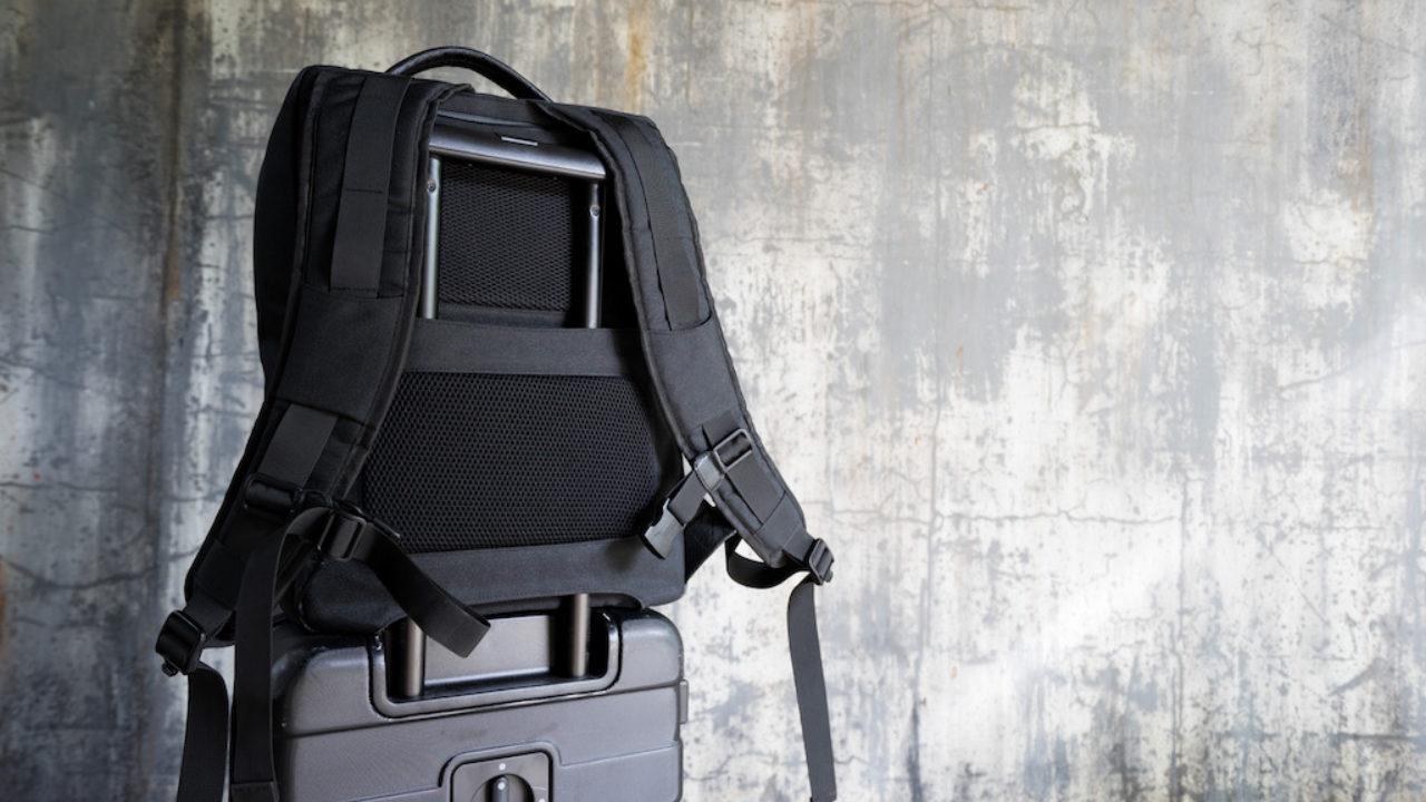 7cfbeed478eda Der perfekte Rucksack für urbane Nomaden – DESIGNBOTE