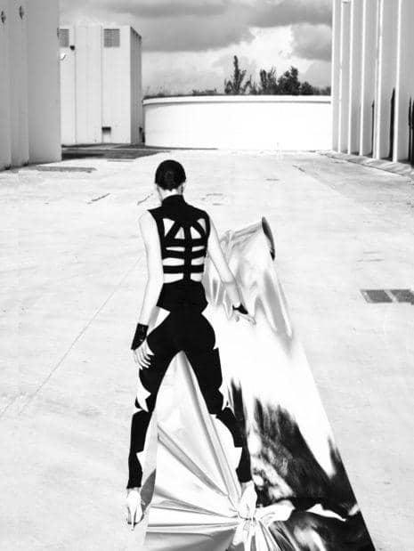 Iris Strubegger Vogue Italia Los Angeles