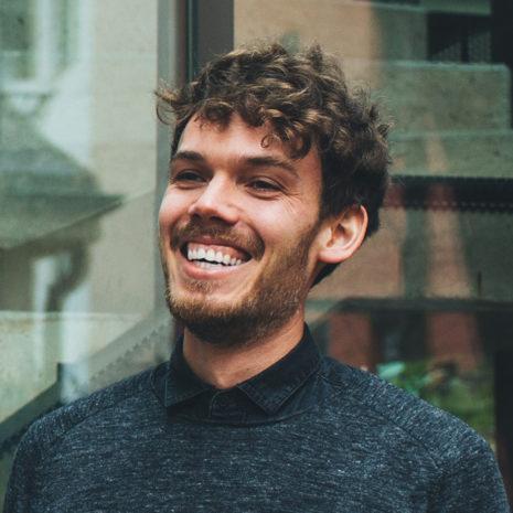 Felix van de Sand, Managing Partner & Director Design Strategy von COBE