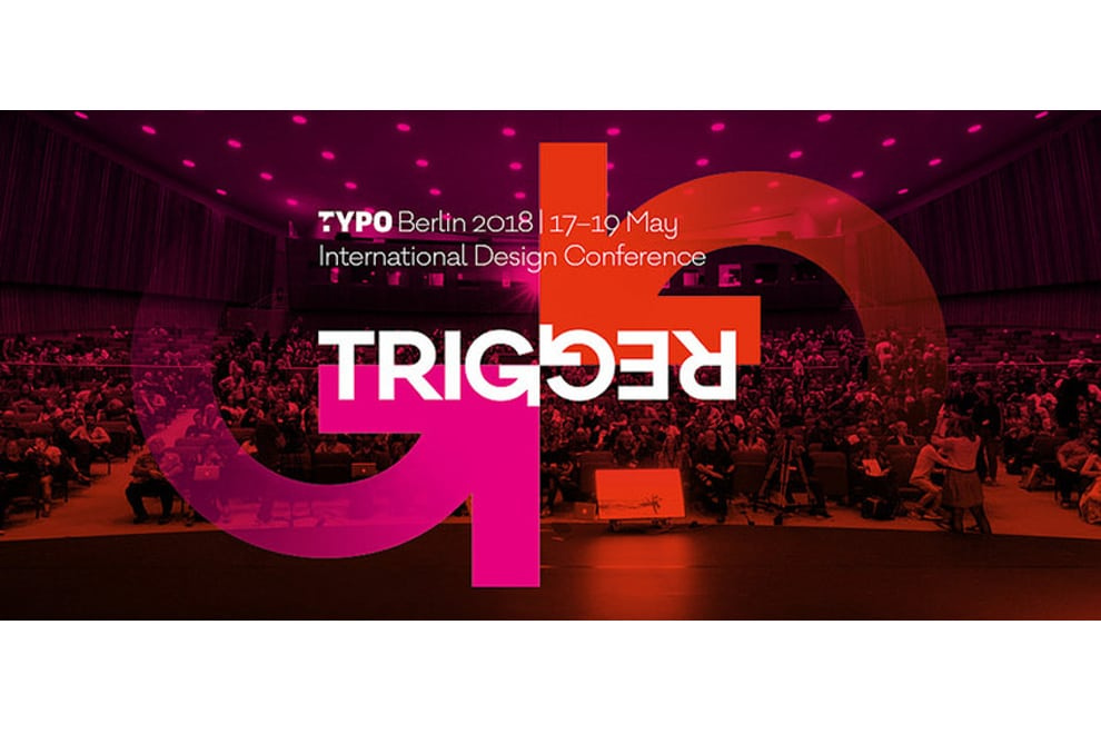 Typo berlin 2018 design im digitalen wandel designbote for Produktdesign berlin studium