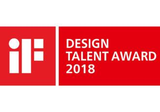 DESIGN TALENT AWARD 2018