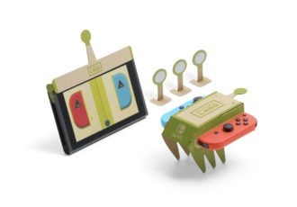 Nintendo Labo Joystick