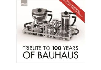 Tassilo von Grolman - Tribute to 100 Years of Bauhaus - Titelbild
