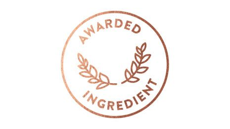 Judith Williams Awarded Ingredient