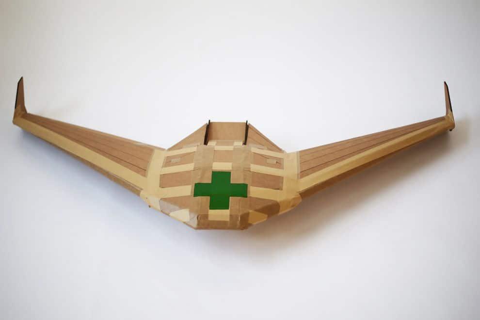 Origami-Drone